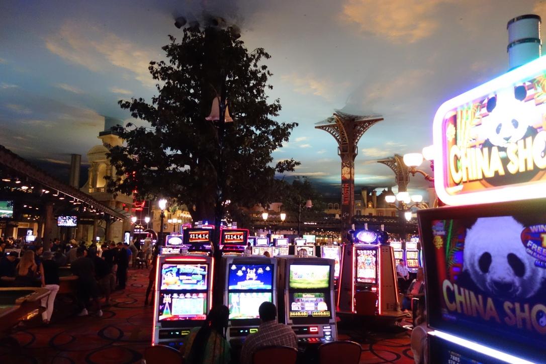 Casino - Paris, Las Vegas