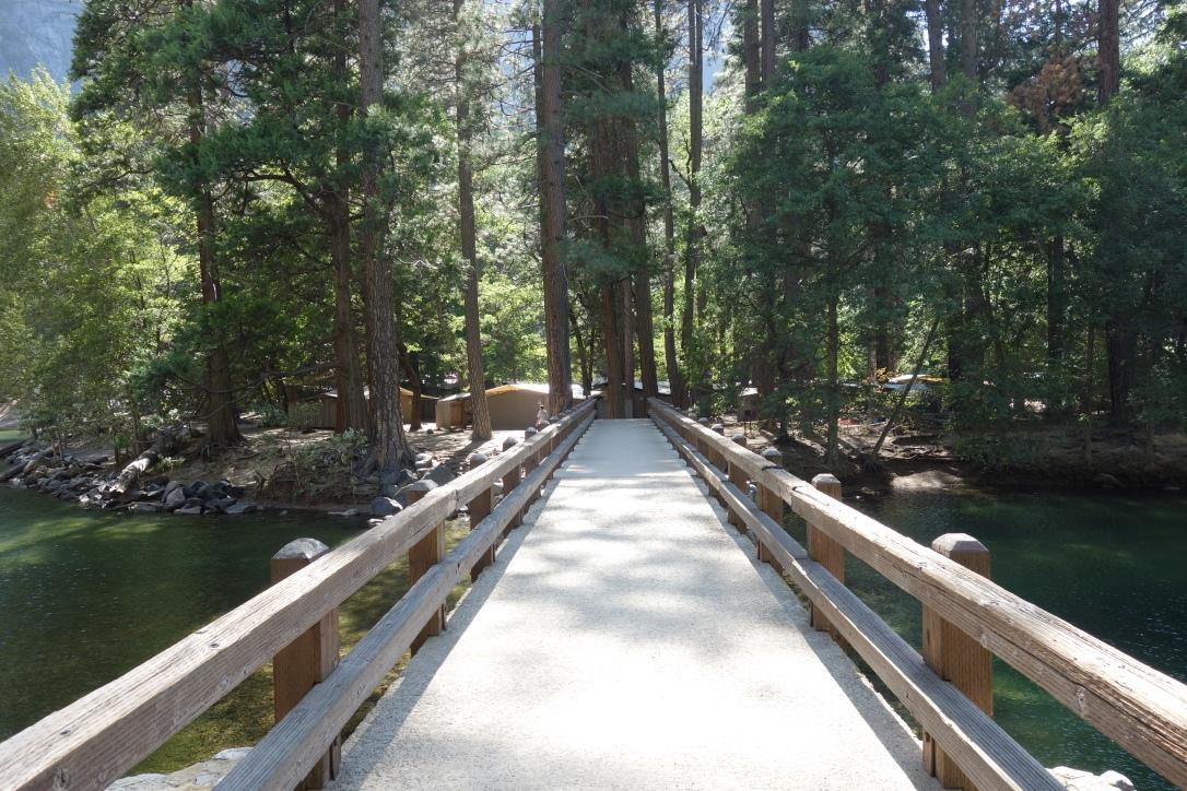 Housekeeping Camp, Yosemite Nationalpark