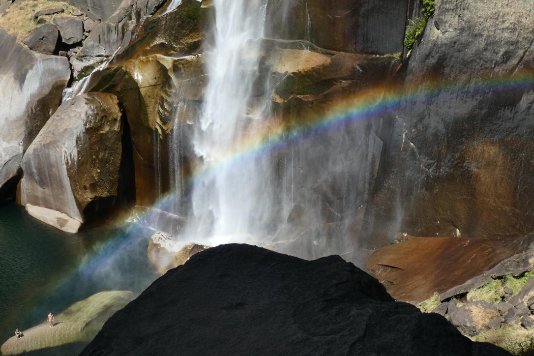 Vernal Fall, Yosemite Nationalpark