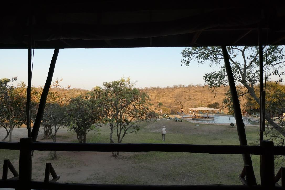 Nkambeni Safari Camp, Kruger Nationalpark